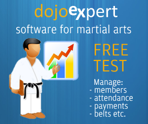 Martial arts software